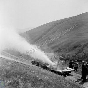 Lime Spreading, Howgill Fells